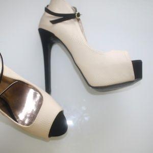 Charlotte Russe 6 inch Heel